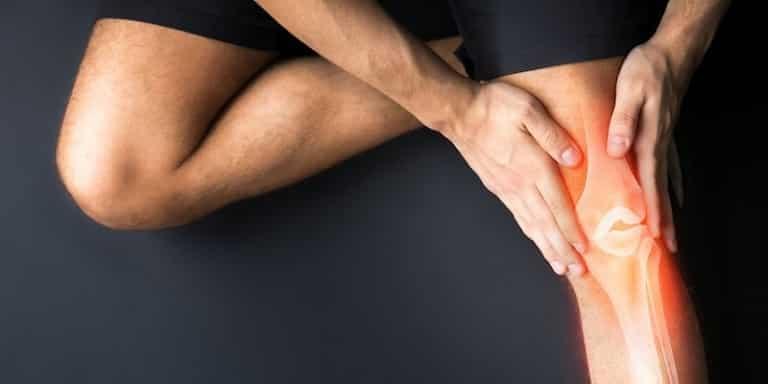 بورسیت زانو و حساسیت به لمس چگونه درمان می¬شود؟